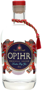 Opihr Gin London Dry Oriental Spiced 750ml